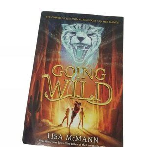 Going Wild by McMann, Lisa Book Paperback Story